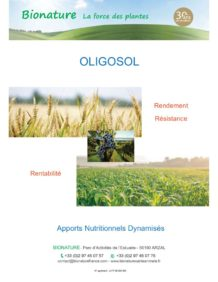 thumbnail of BROCHURE OLIGOSOL 2019