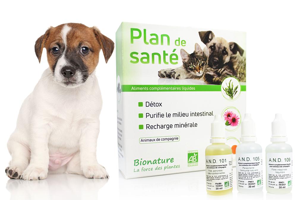 Le plan de santé - Chiens & Chats - Bionature - La Santé Animale ...
