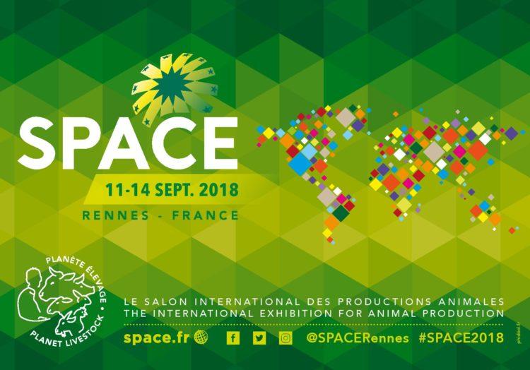 Rendez-vous au SPACE 2018